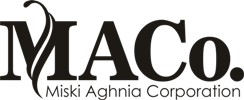 Logo Miski Aghnia Corporation (MACo.)